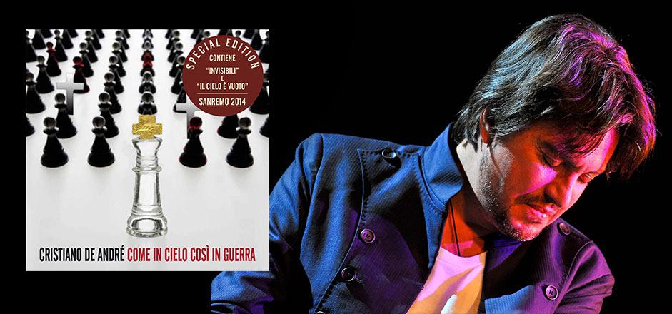 """Esce oggi """"Come In Cielo Così In Guerra (Special Edition)"""""""