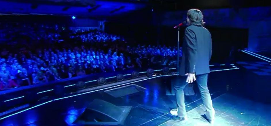 Festival di Sanremo, terza serata: il video dell'esibizione