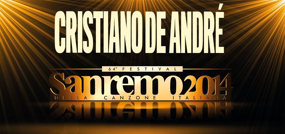 """Cristiano De André Al 64° Festival Di Sanremo con i brani """"Invisibili"""" e """"Il Cielo è Vuoto"""""""